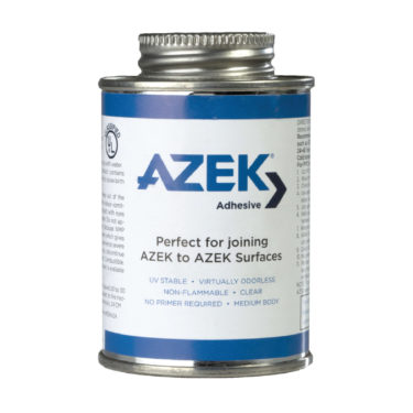 AZEK ADHESIVE FOR PVC DECKING