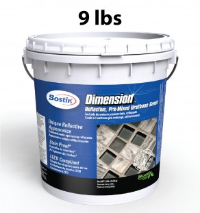 Bostik Dimension Pre-mixed Grout 9-02