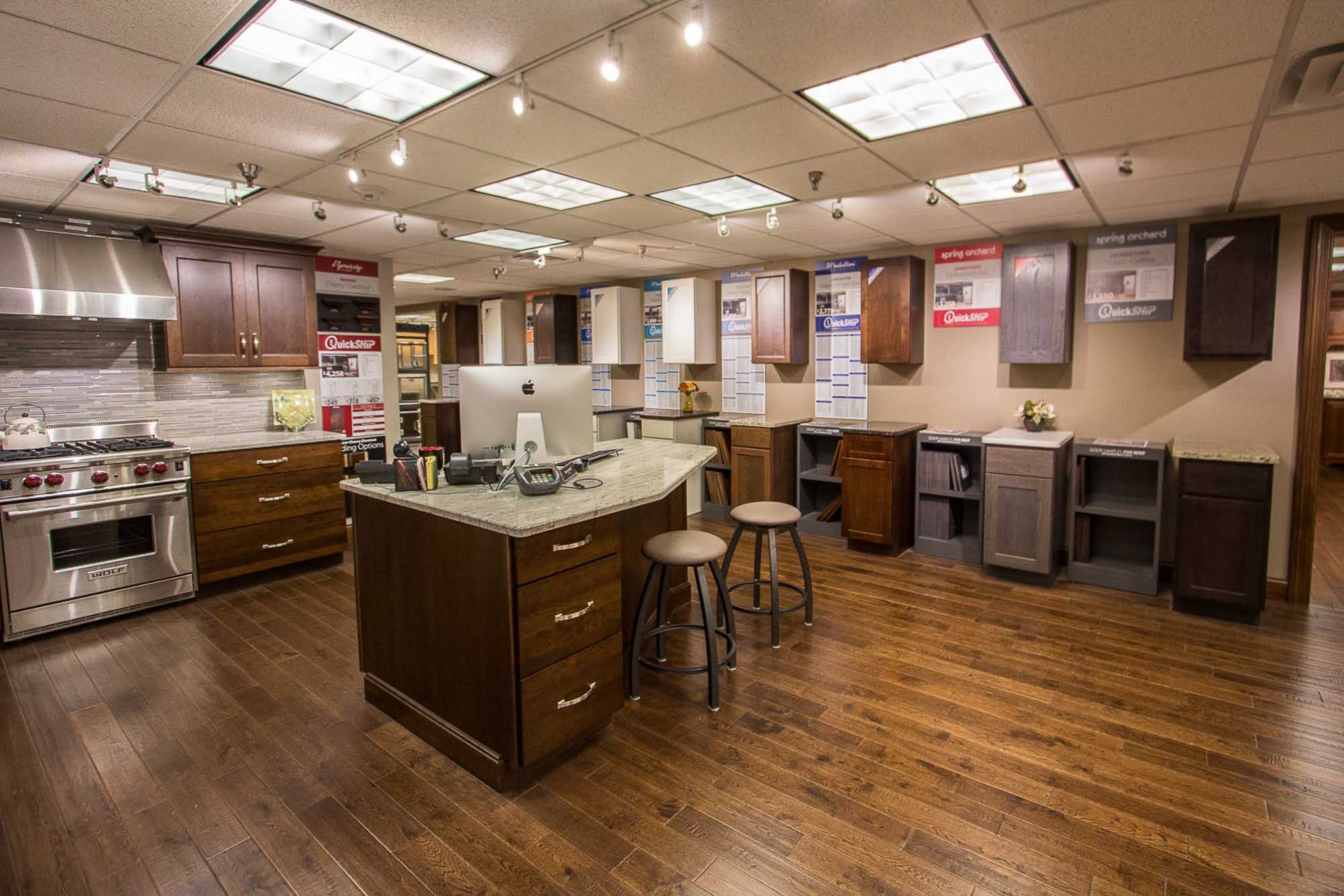 Best kitchen and bath remodeling store nwi times best of for Kitchen design shops