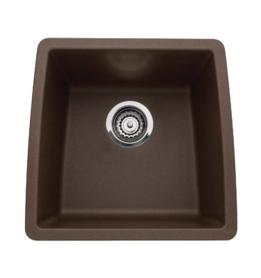 Blanco 440078 Performa Silgranit II Single Bowl Sink-01