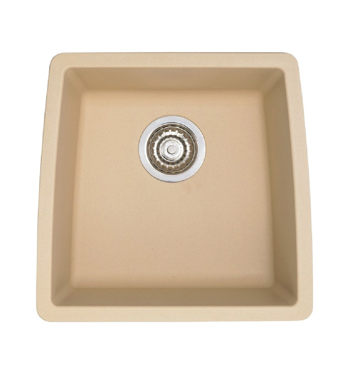 Blanco Silgranit Kitchen Sinks : Blanco 441224 Performa Silgranit II Single Bowl Sink, Biscotti ...