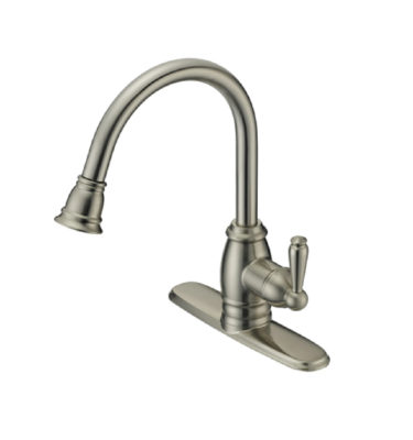 Silver Oak P32102-15 Traditional Single Handle Faucet-01