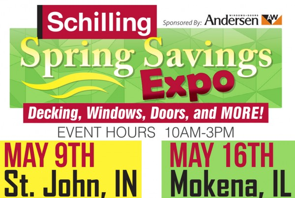 event spring savings expo