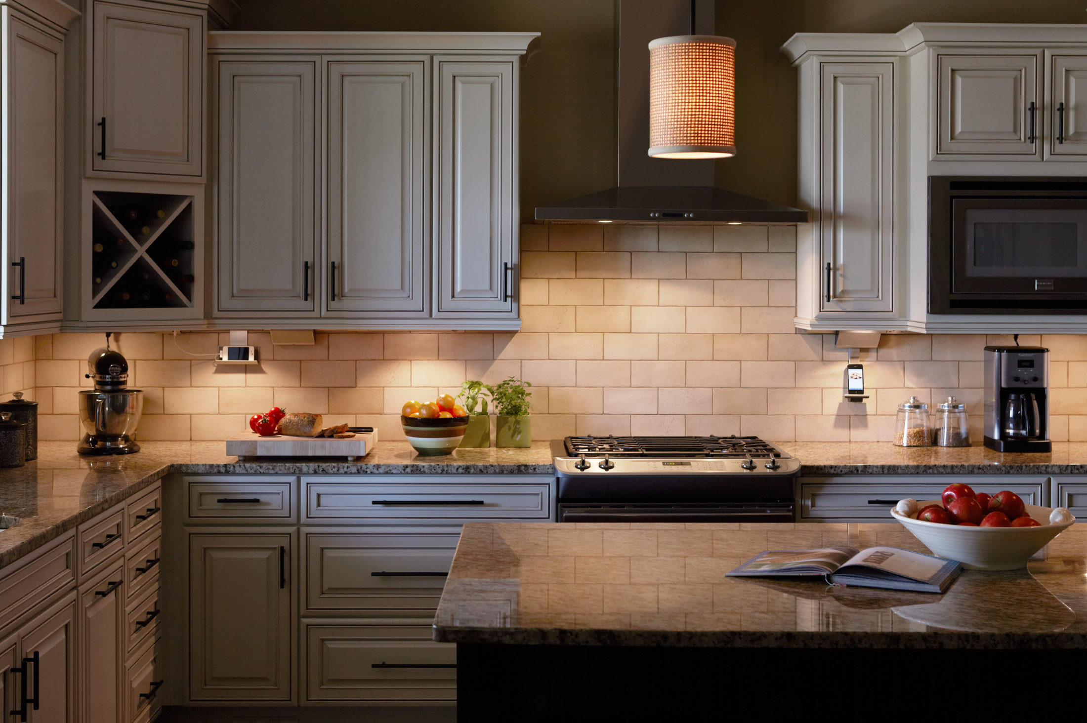 LED Kitchen Cabinet Lighting In Stock at Schillings