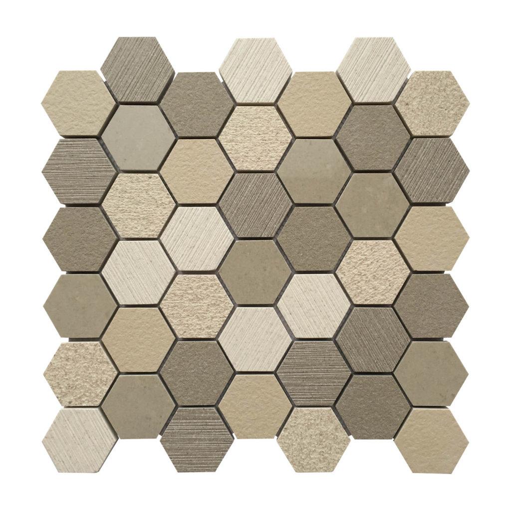 mosaic tile backslpash