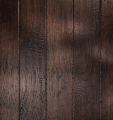 hickory handscraped engineered