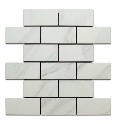 florentine carrara porcelain field tile
