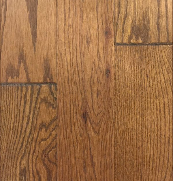 SHAW copper hardwood engineered flooring