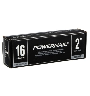 powernail 2 inch cleat