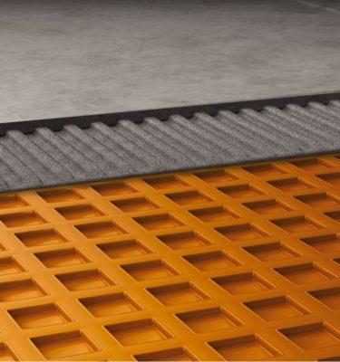 Schluter Ditra Waterproof Membrane Tile Underlayment