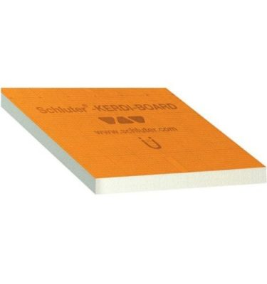 Schluter Systems Kerdi Board Substrate & Building Panel 2 inch