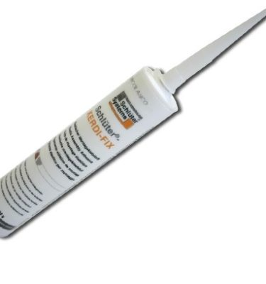 Schluter Systems Kerdi Fix Sealant White 9.81oz