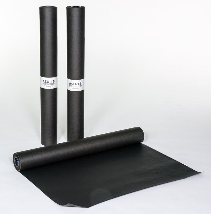 Hardwood Flooring Underlayment Felt Paper Asu 15