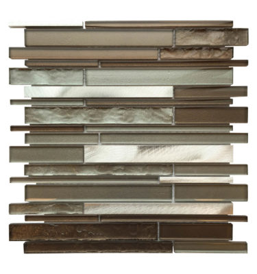 Mosaic tile backsplash AL3300