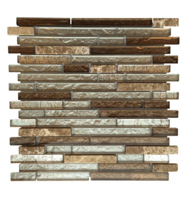 glass tile mosaic backsplash AL705