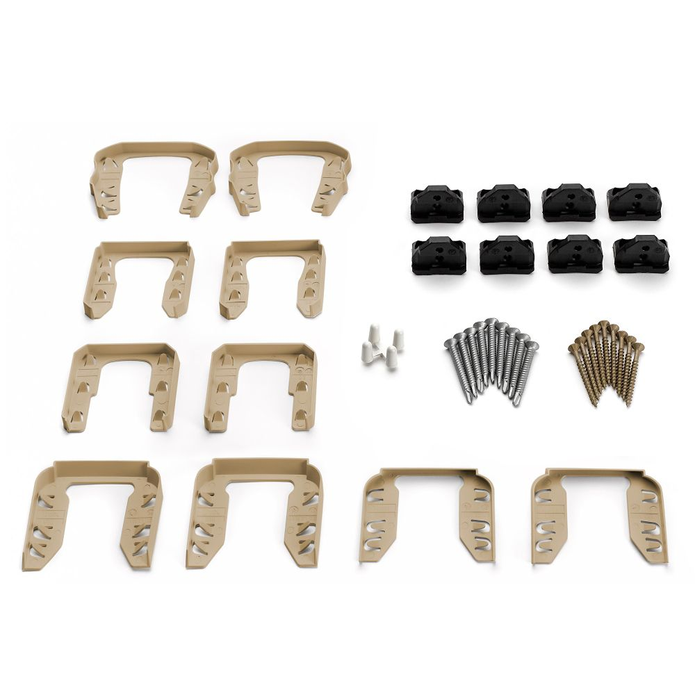 Rope Swing Stair Railing Cut Kit