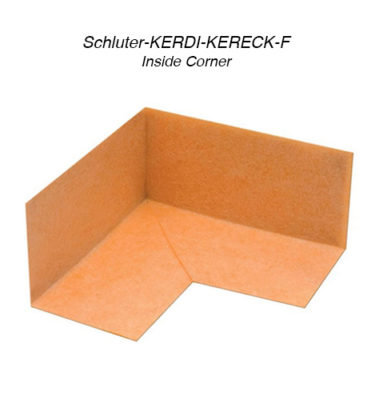 Schluter Systems Kerdi 10 Pack Inside Corners