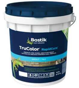 Bostik trucolor grout bucket