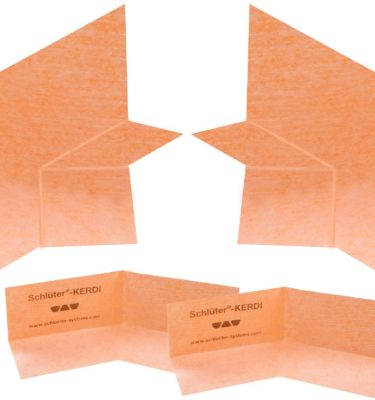 Kerdi Bench Corner Kit 4 pack picture