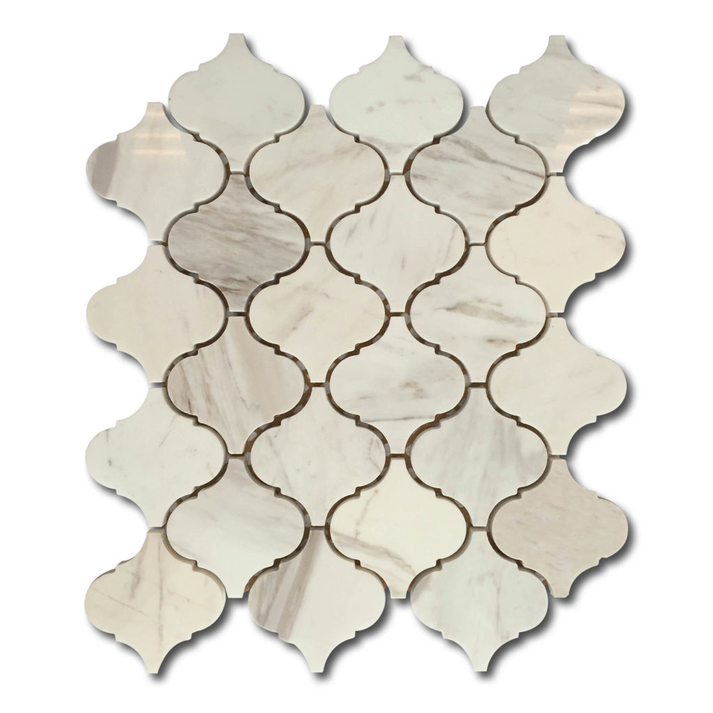 Lantern Mosaic Sheet Backsplash