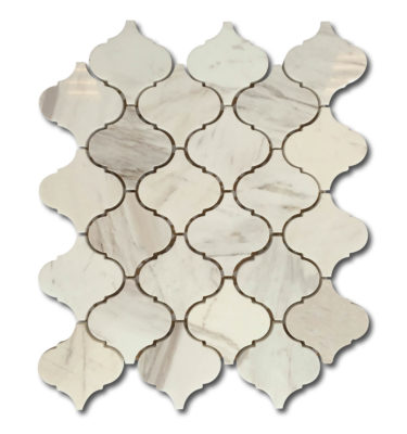 Lantern Mosaic Sheet Backsplash