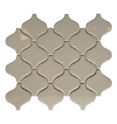lantern porcelain mosaic sheet backsplash