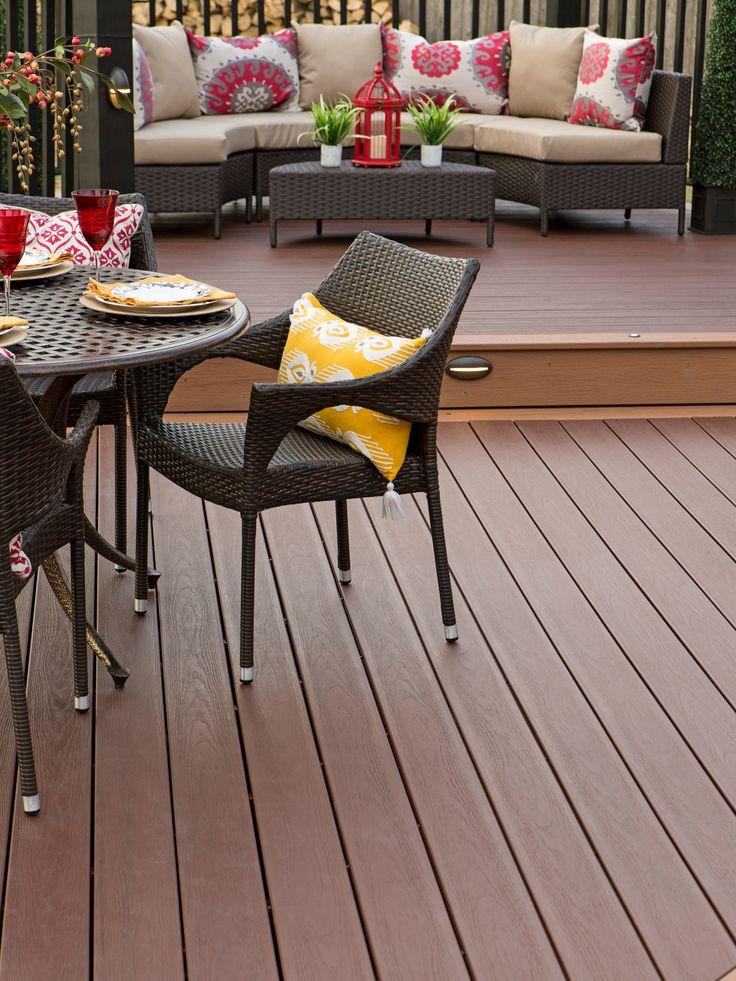 16 Ft Composite Decking Inspiration Veranda Deck Deck