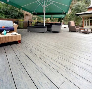 timbertech terrain silver maple composite decking