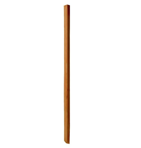 2 x 2 square one end cedar baluster.jpg main picture