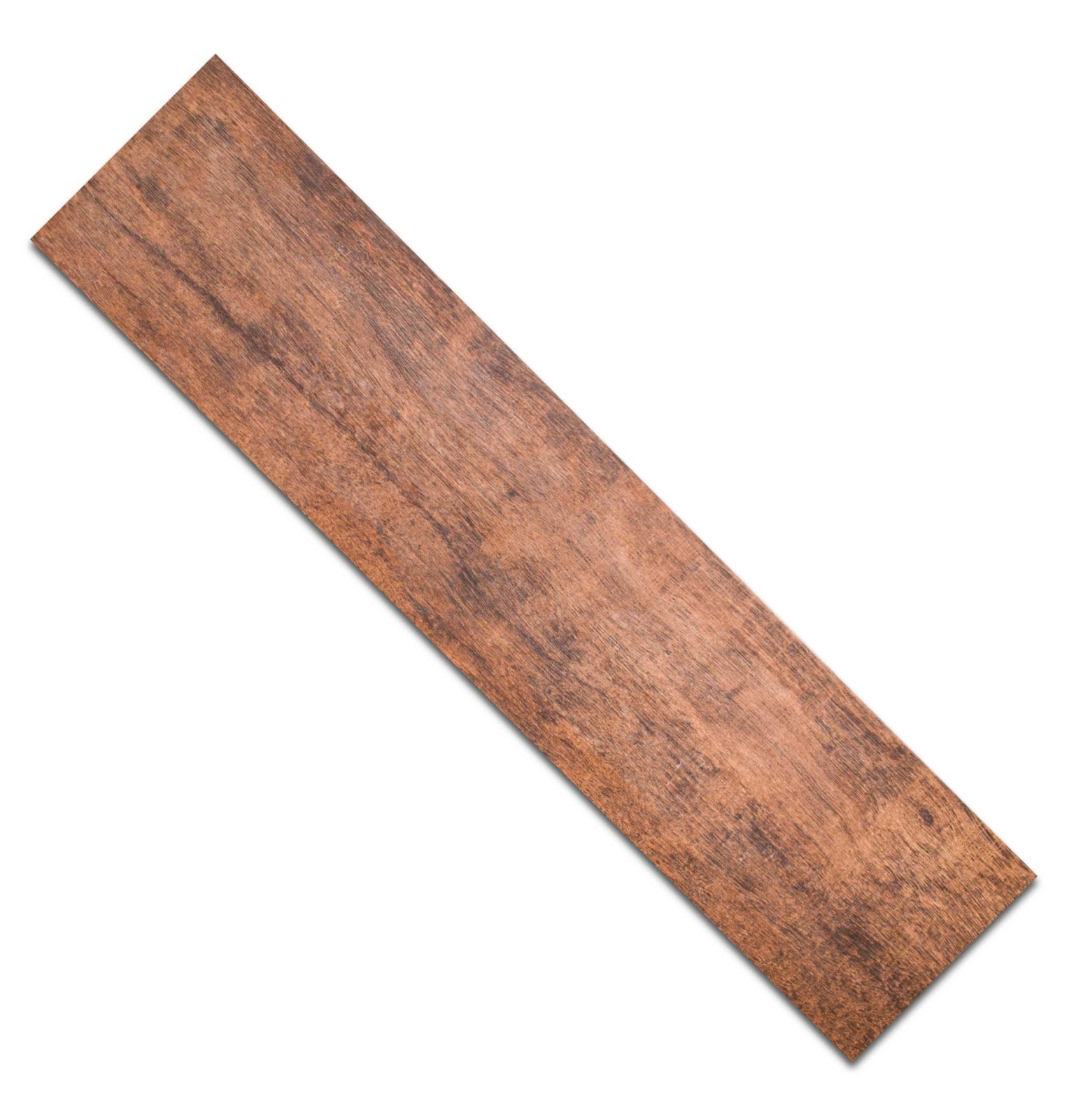 Wood Look Porcelain Plank In Stock Tile Mahogany