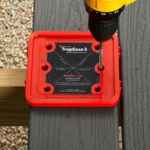 TrapEase 3 Composite Deck Screw