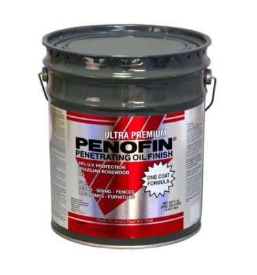 Penofin red label 5 gallon bucket