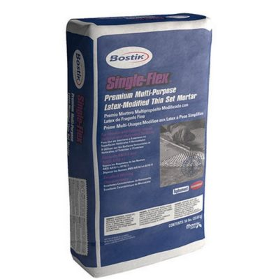 BOSTIK SINGLE FLEX MODIFIED MORTAR