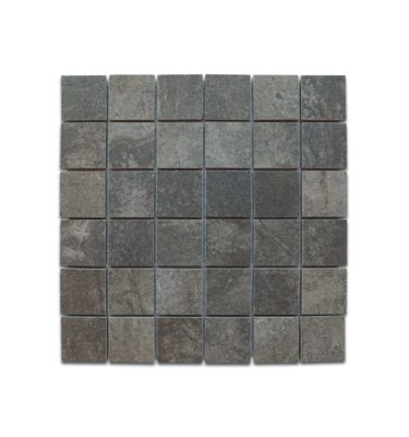 in stock porcelain Mosaic tile in vesale smoke