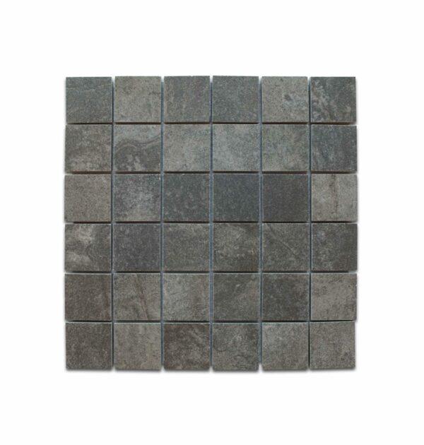 in stock porcelain Mosaic tile in vesale smoke