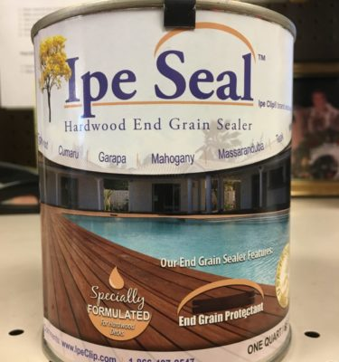 ANCHORSEAL IPE DECKING SEALER