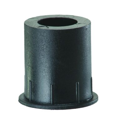 black balluster conectors