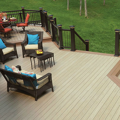 Decking best quality deck material available at schillings for Best composite decking brand 2016