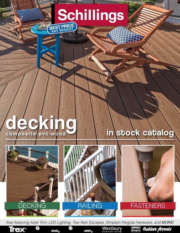 2019 In Stock Decking Brochure