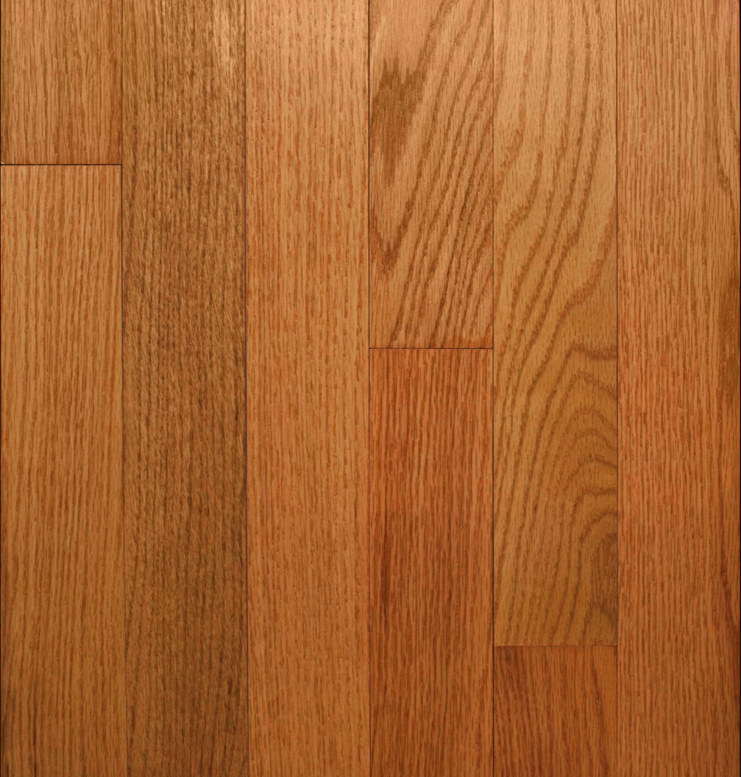 2 1 4 x 3 4 mohawk red oak butterscotch schillings for Red oak hardwood flooring
