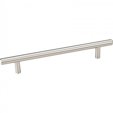 SATIN NICKEL 160MM CABINET PULL