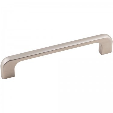 SATIN NICKEL 128MM CABINET PULL