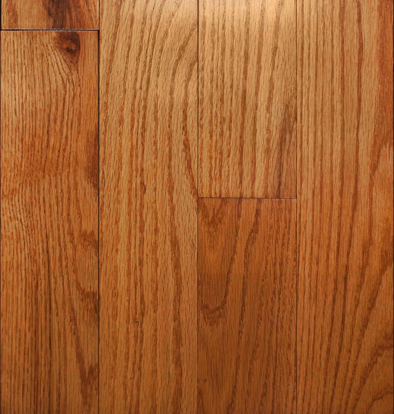 3 14 X 34 Mohawk Red Oak Butterscotch Schillings