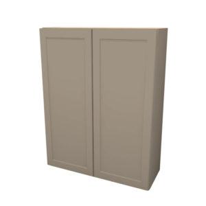33Wx42H-Butt-Door-Wall-Cabinet-W3342BLFR