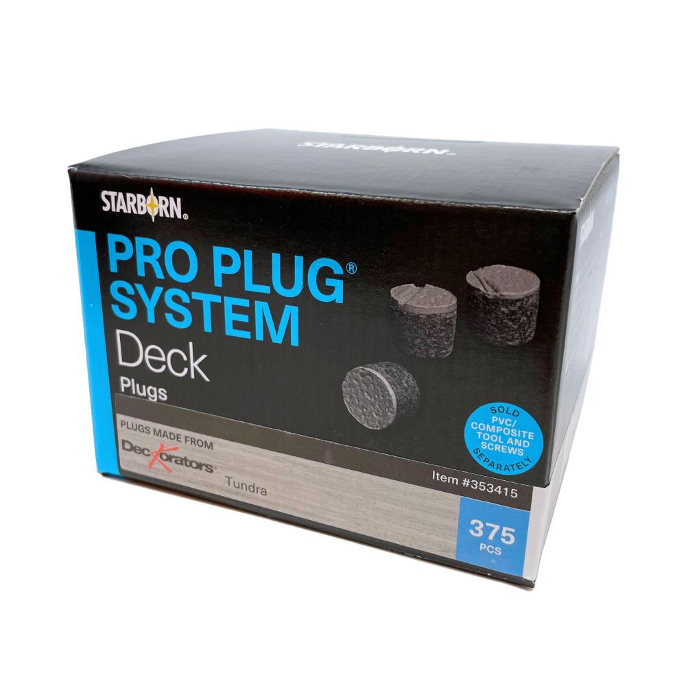 Starborn Pro Plug System Tundra Plugs