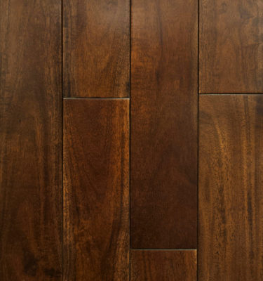Small Leaf Acacia Exotic Walnut Smooth Flooring