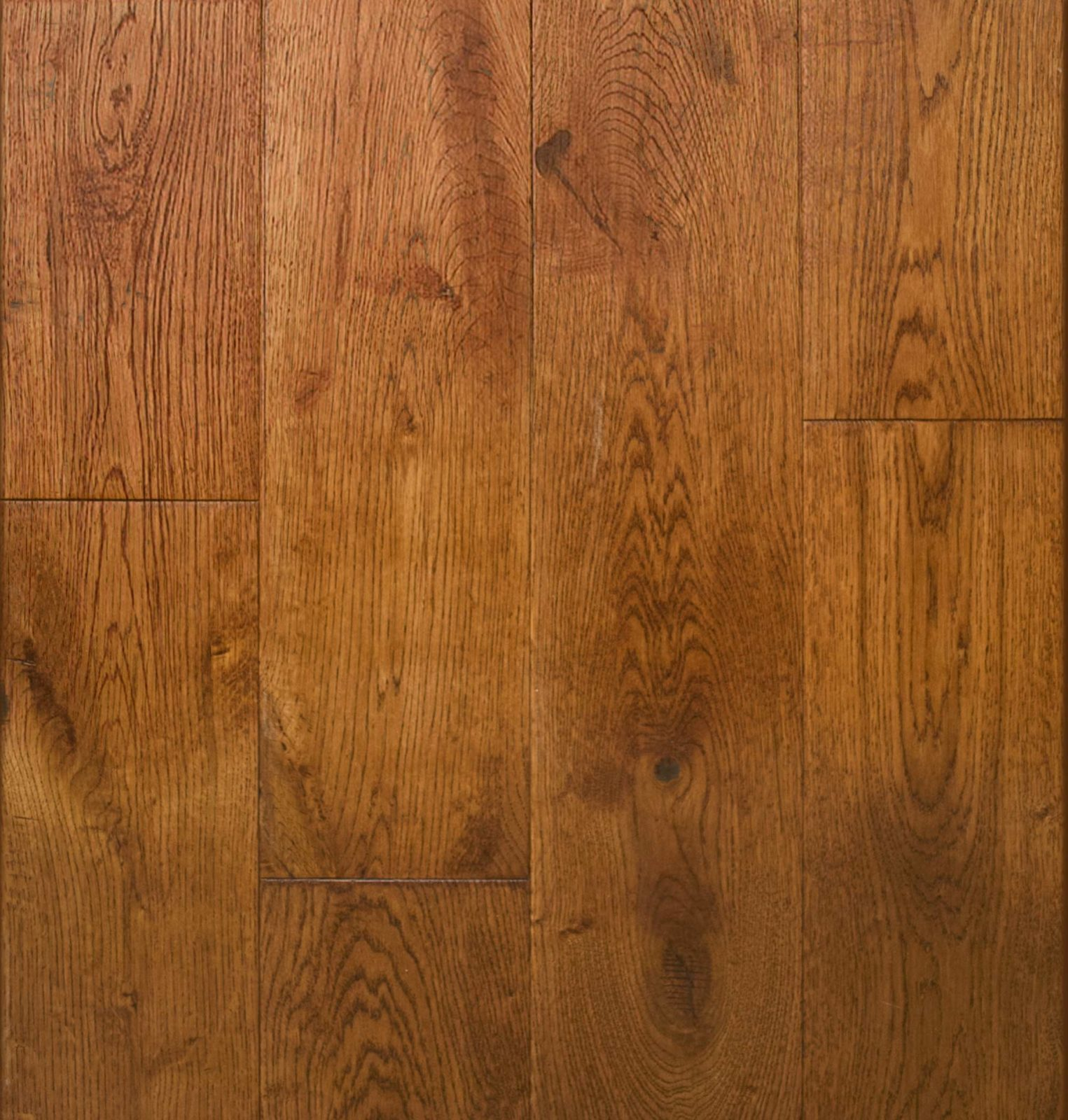 Golden Oak Handsed Flooring