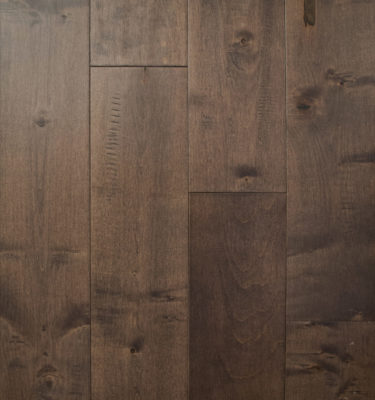 L.W. Mountain Maple Pewter Handscraped Hardwood Flooring