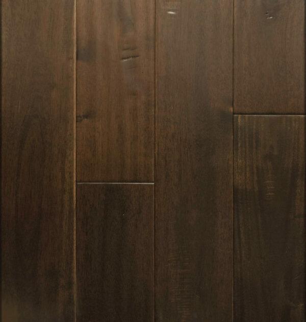 Wide Leaf Acacia Chamomile Handscraped Flooring