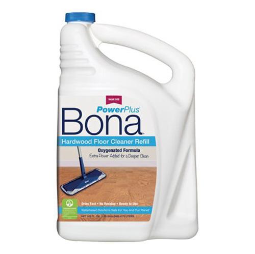 bona power plus hardwood floor cleaner refill